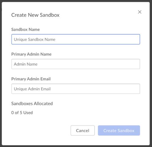 AdminConsole-CreateNewSandbox_73557.png
